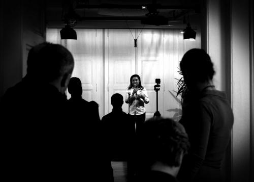 """""""Vraies Histoires - Special: Terre Vierge"""" im Impact Hub Geneva"""